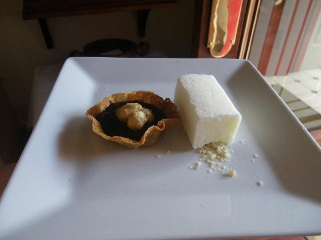 Macadamia Tart Logan Brown