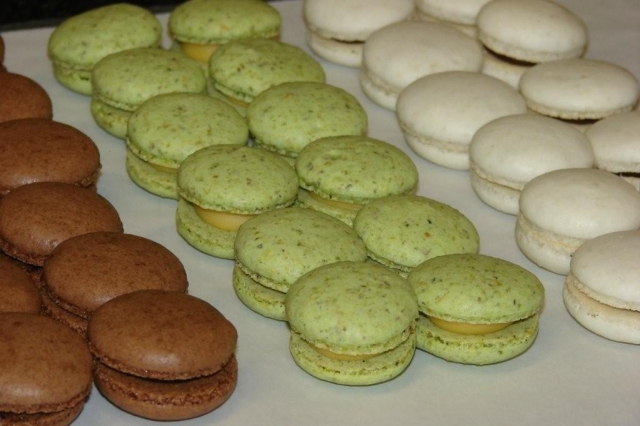 Macaroons from Arno AUT