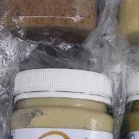 Gift Box Selection: Nut Pastes.