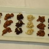 Nut clusters featuring 2.5mm roasted nut slices Arno AUT